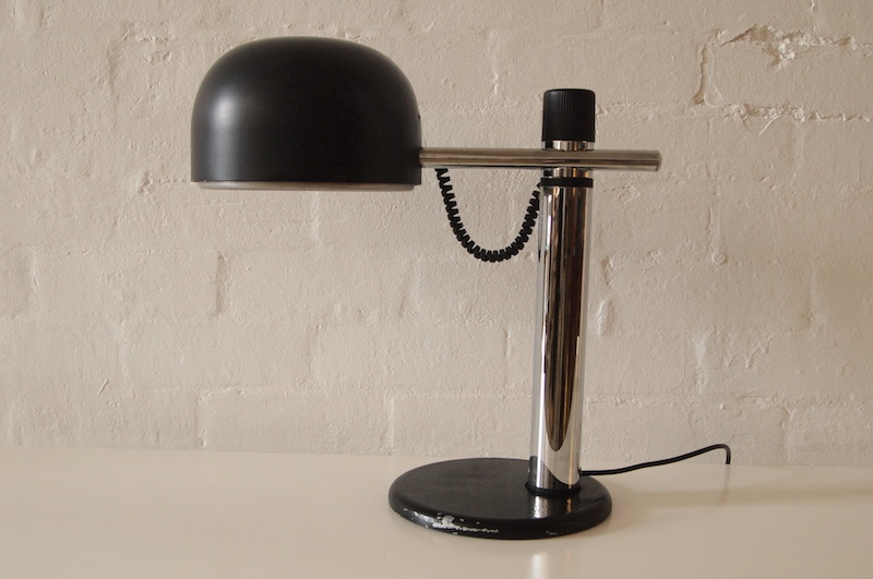Brutalist style table lamp Table Lighting