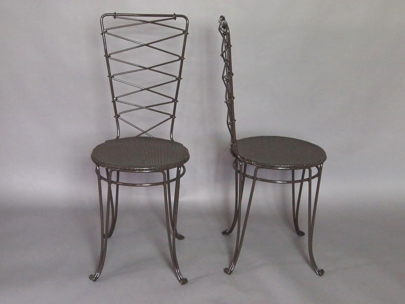 French Garden Chairs Seating Furniture