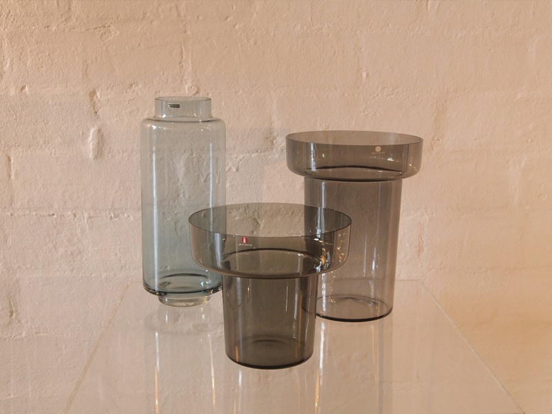 Iittala Glass Vessels Glass Objects