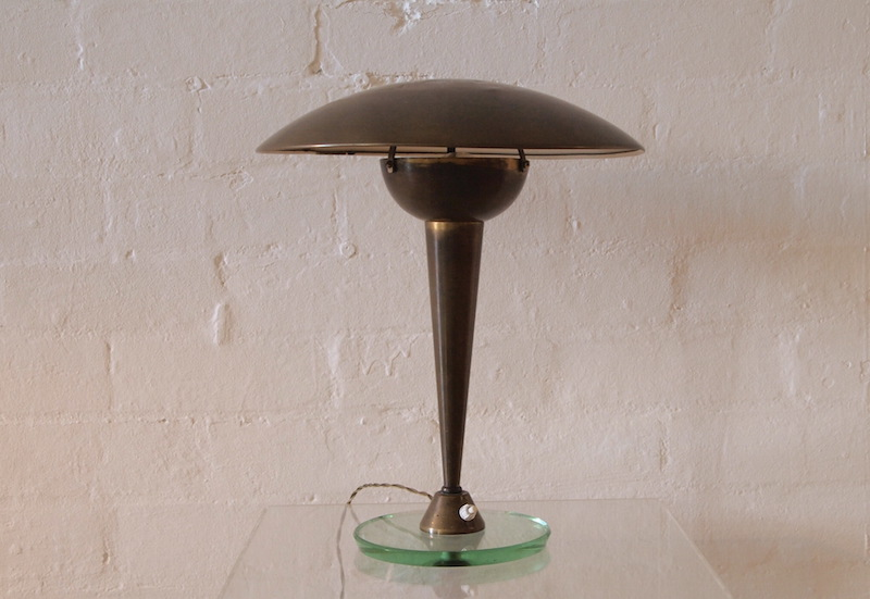 Italian Brass Table LampTableLighting